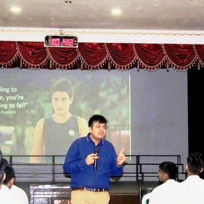 Career Convention at BGES, Kolkata