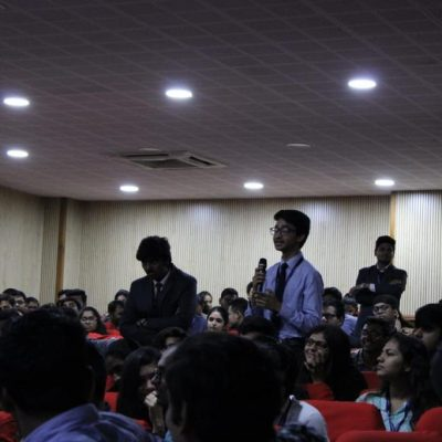 Career Convention at Christ Bengaluru Seminar