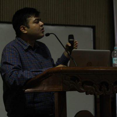 Career Convention at Christ Bengaluru Seminar