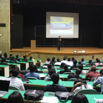 Career Convention at Delhi School of Management, DTU