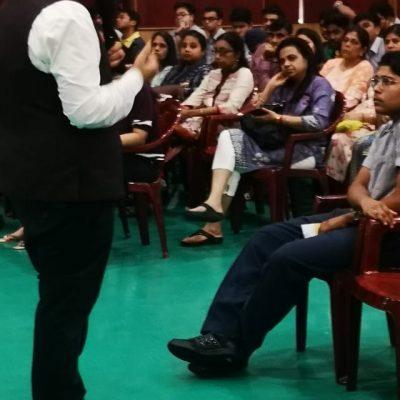 Career Convention at Heritage School, Kolkata