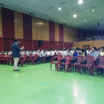 Career Convention at Heritage School, Kolkata