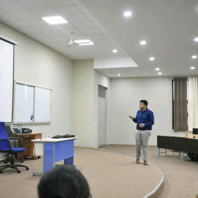 Career Convention at IIM, Rohtak