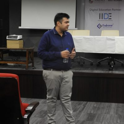 Career Convention at NMIMS, Navi Mumbai