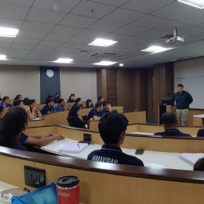 Career Convention at NMIMS PGDM, Business Analytics