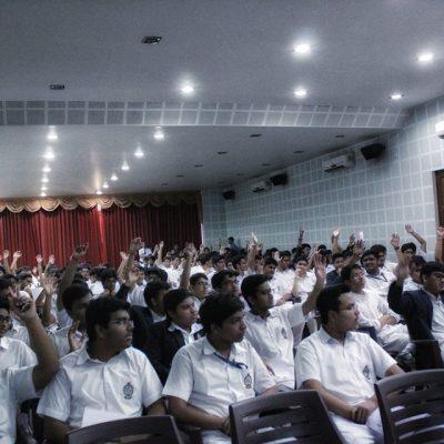 Career Convention at SXCS, Kolkata