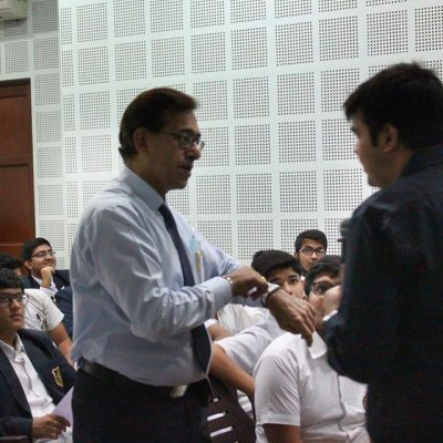 Career Convention at SXCS, Kolkata