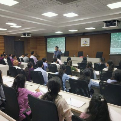 Career Convention at TIMSR, Mumbai