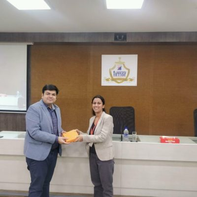 Career Convention at TIMSR, Mumbai