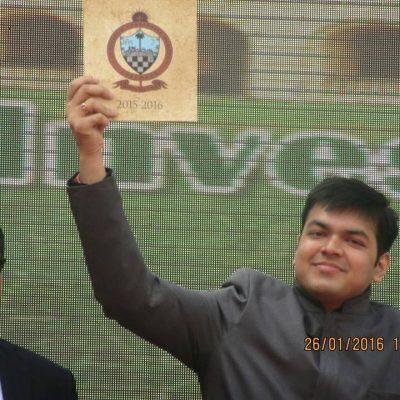 Chief Guest at Republic Day Celebration at SXCS, Kolkata