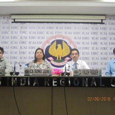 Speaker Session at ICAI