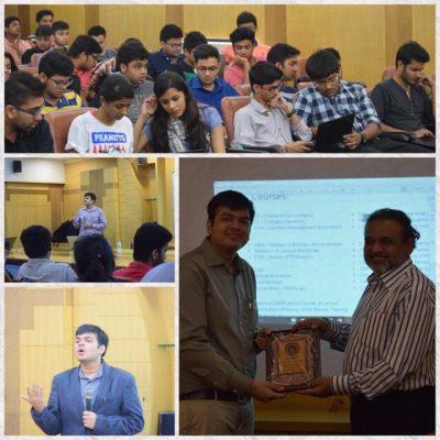 Training at BGES, Kolkata