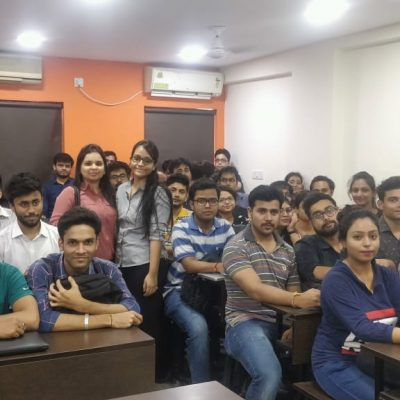 Training at BIBS, Kolkata