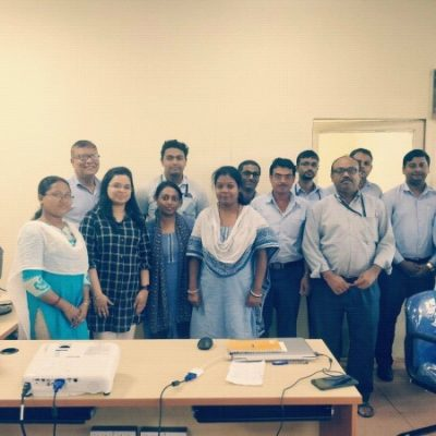 Training at GRSE - MS Excel